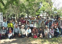 第5回京王線散歩の会「芦花公園・千歳烏山」